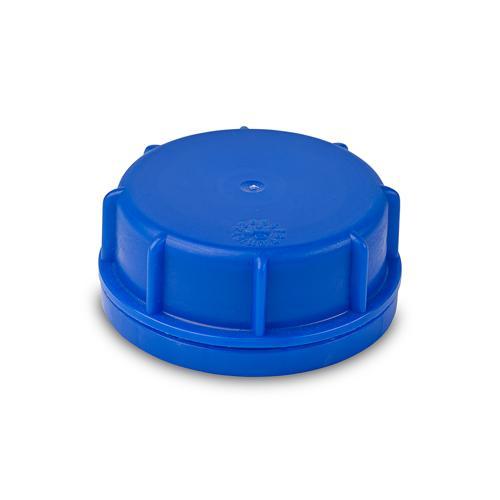 Bouchons avec bague d'inviolabilité  - BOUCHONS EN PLASTIQUE / Bouchages en plastique