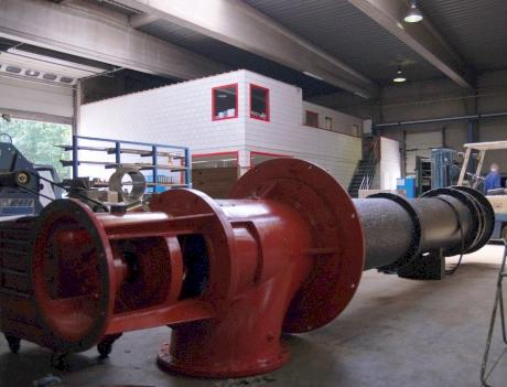 Pump - Vacuum pumps, Centrifugal pumps, Multi stage pumps, maintenance & repairs