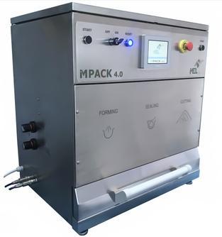 IMPACK4.0 - Macchina blisteratrice semiautomatica