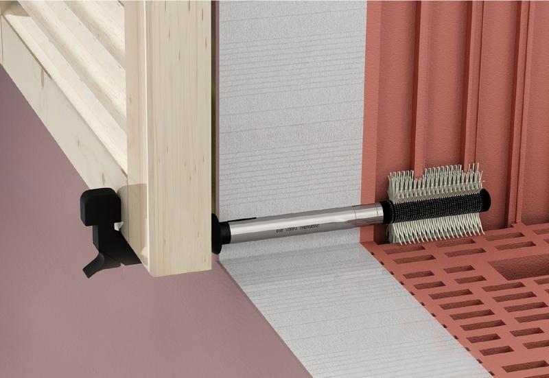 THERMOISO PLUS FISSAGGIO A TAGLIO TERMICO - Fissaggio a taglio termico per installazione distanziata in sistemi compositi es