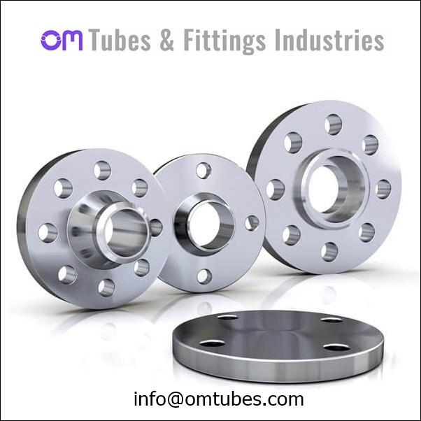 Flanges for industrial piping companies