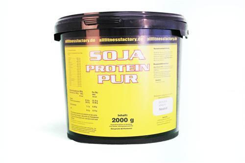 Soja Protein Isolat
