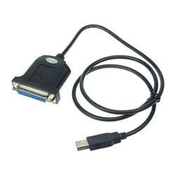 CABLE USB - PARALLELE (CABLE1725) - null