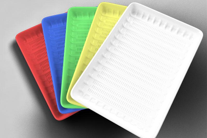 Лотки - Удобный и практический вид упаковки как с экономической точки зрения, так и с по