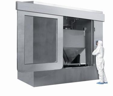Pharma-Container-Reinigungsanlage PCC 1500/ PCC 2000/... - null