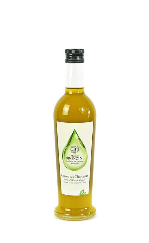 Cuvée des Chartreux Olivia 50CL - Produits oléicoles