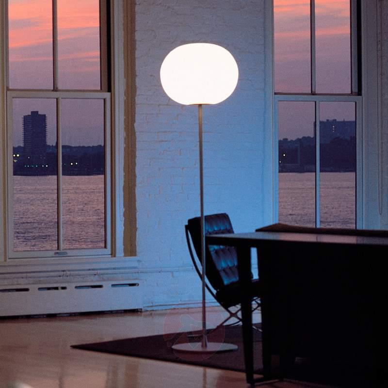 GLO-BALL F2 Designer Floor Lamp by FLOS - Floor Lamps