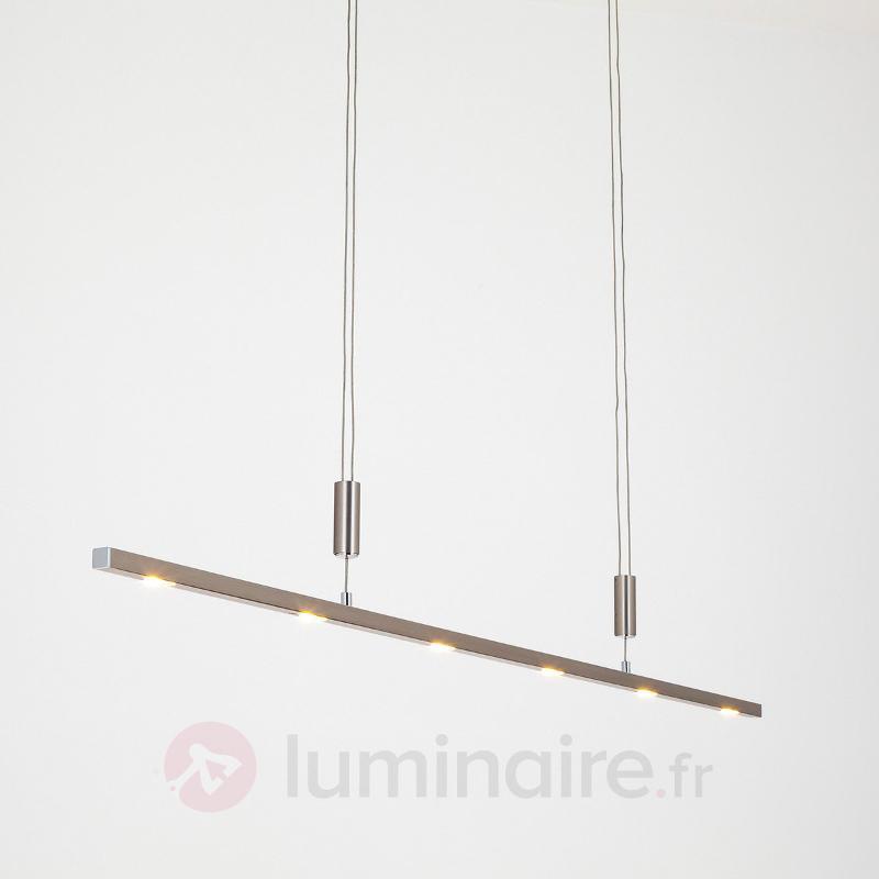 Suspension LED Tolu à hauteur réglable - Suspensions LED