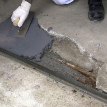 Mortier de réparation béton - Concrex® Gros Trou