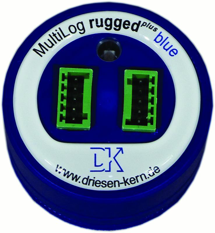 Datalogger for strain gauge and ELV - null