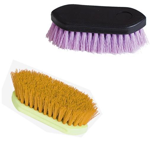 16.3×8.5cm horse dandy grooming brush;horse/pet body brush  - horse dandy grooming brush;horse/pet body cleaning brush