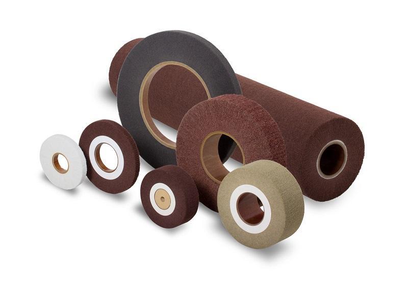 Nonwoven-Abrasives Flap Brushes - FLAP-MA