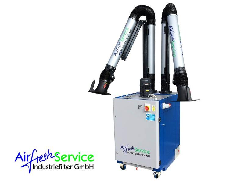 Mobile Absaug- und Filteranlagen - null