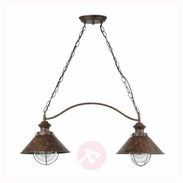 Nautica 2 Lamp Pendant Lamp - Outdoor Pendant Lighting