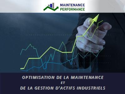 Optimisation de la maintenance et de la gestion d'actifs - Conseil en entreprise pour optimiser la maintenance et la compétitivité