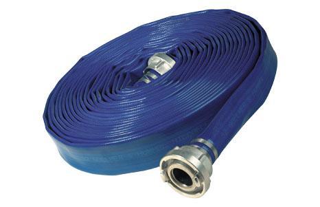 Water hoses I Layflat hoses - PU potable water hose