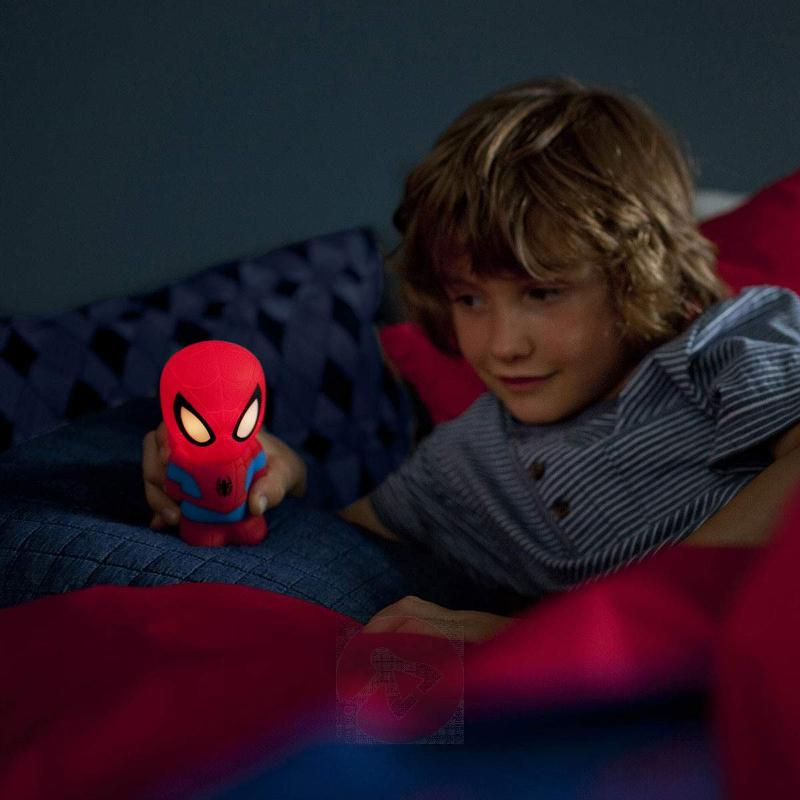 Spiderman LED night light - Table Lamps