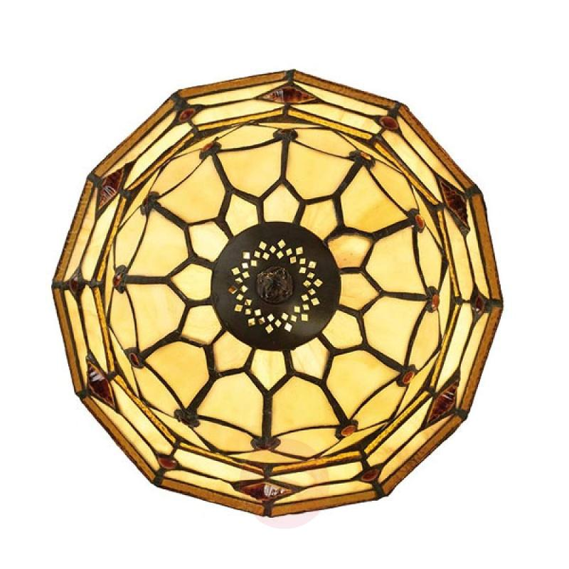Appealing LED ceiling light Jarai - indoor-lighting