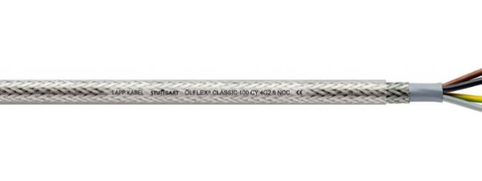 ÖLFLEX® CLASSIC 100 CY 300/500V - ÖLFLEX® CLASSIC 100 CY, Cable flexible de PVC con código de color