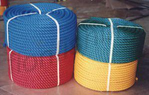 Ropes - PE Twisted Rope