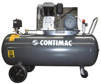 Compresseur à courroie 700L/min - null