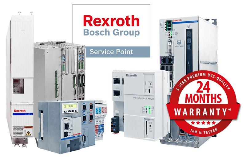 Bosch Rexroth  - Bosch Rexroth