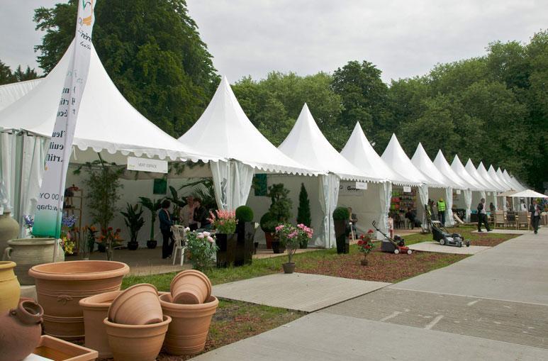 Systèmes de construction démontable - Tentes évènementielles - Exposition & Foire