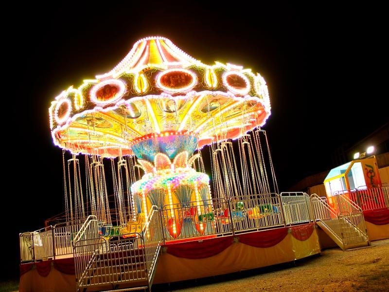 GS 9,50/48 - Swing Carousel