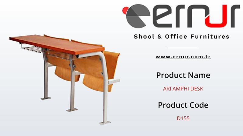 Amp School Desk - School Furniture
