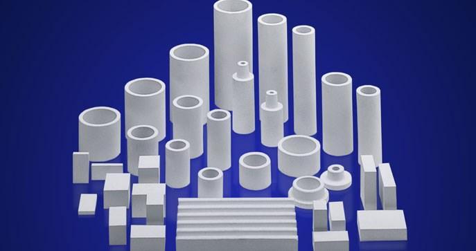MgO Spinel Kiln Furniture - Haldenwanger Products