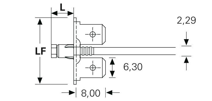 Blind rivet technology - POP® - Terminal-tag rivets