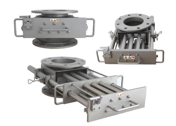 Sistemas de separación magnética - Para la eliminación de la contaminación férrica