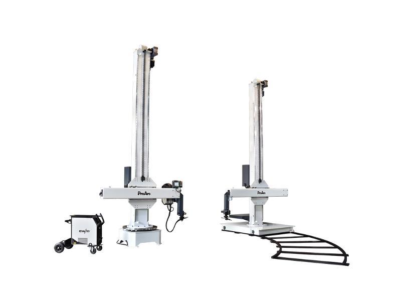 Column And Boom (manipulator) - ProArc MP Series