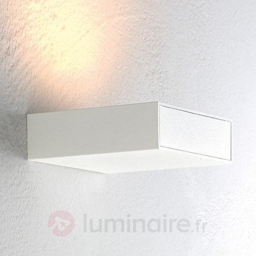 Applique à éclairage indirect LED Cubus, blanc - Appliques LED