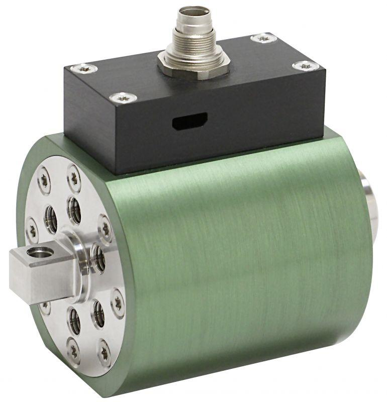 Precision torque sensor - 8630 - Robust, reliable, easy handling, highly accurate, extremely compact design