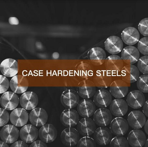 CASE HARDENING STEELS