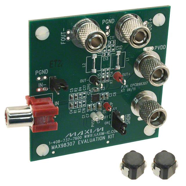 KIT EVAL FOR MAX98307 - Maxim Integrated MAX98307EVKIT#