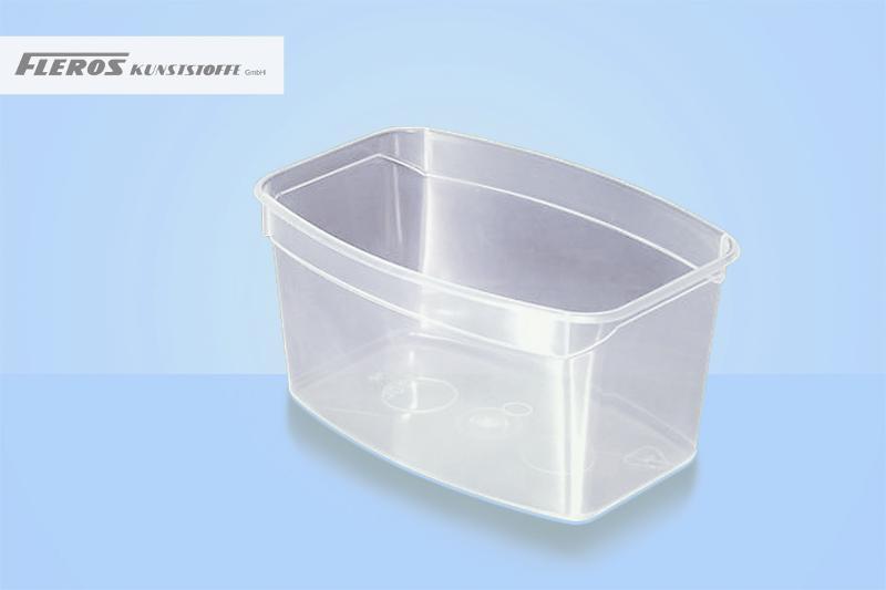Rectangular bowls - SR 1.003 rectangular bowl