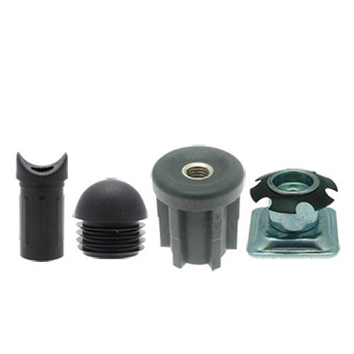 Rohreinsätze -  Rohreinsätze, Rohrverschraubungen und Rohrendkappen