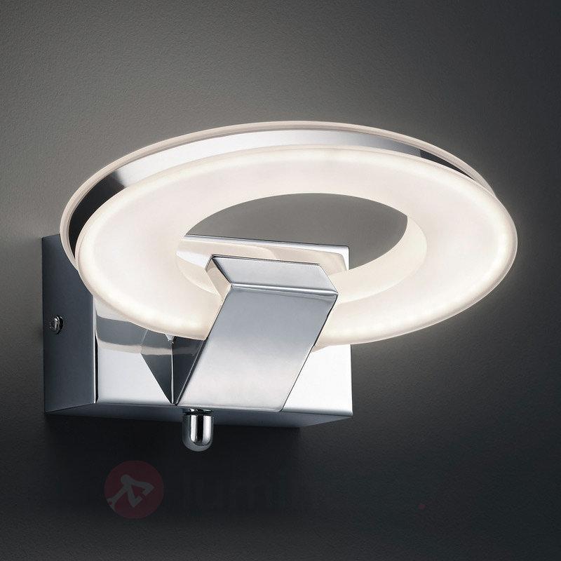 Applique LED Oval à 1 lampe - Appliques LED