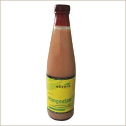Mangostan Saft - Nahrungsergänzung