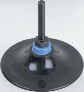 Schleifteller zum Polieren  - Für Schnellschluss-System