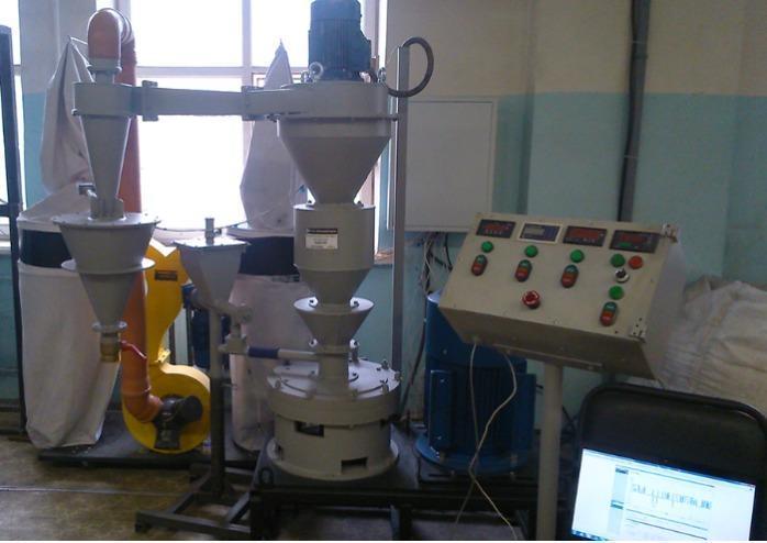 Многоканальная струйно-вихревая мельница МКМ-400 - Металлический порошок для различных технологий