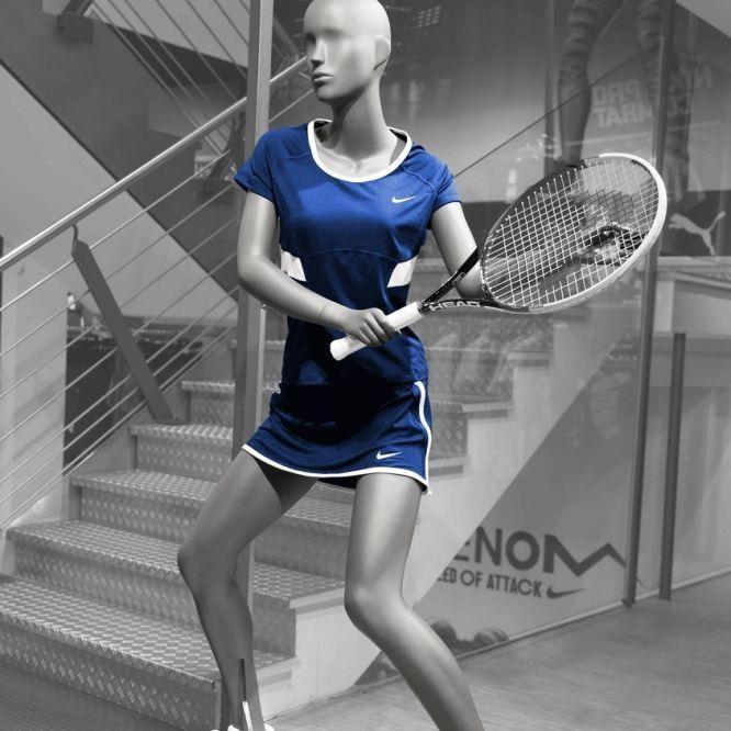 Maniquies deportivos senoras - Maniquies de deporte femininos