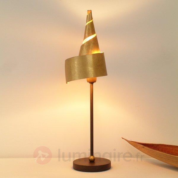 Lampe à poser ZAUBERHUT avec abat-jour en métal - Lampes à poser designs