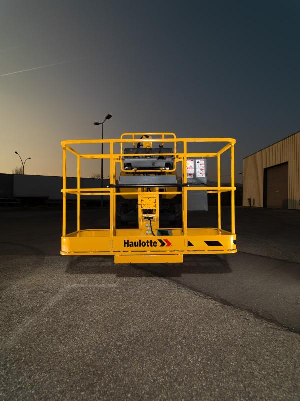 Nacelles articulées diesel - HA16 RTJ Pro