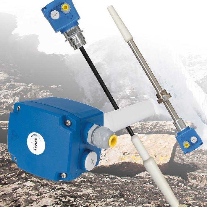 Chave de nível capacitiva Capanivo® CN 4000 - A sonda de nível Capanivo® pode ser usado em muitos sólidos.