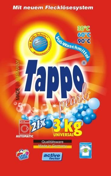 TAPPO Waschmittel 7,5 kg - Reinigung - Pflege