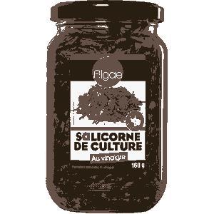 Salicorne De Culture au Vinaigre