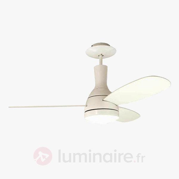 Ventilateur de plafond Cumulus pr l'été et l'hiver - Ventilateurs de plafond modernes
